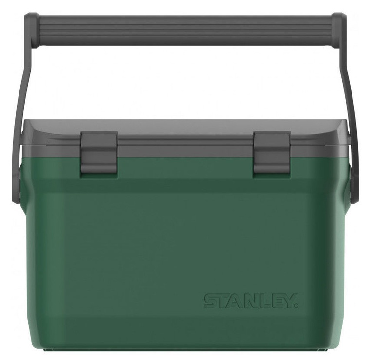 Šaltdėžė Stanley Adventure Green/Grey, 15.1 l