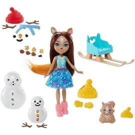 Кукла Mattel Enchantimals Snowman Face-Off GNP16