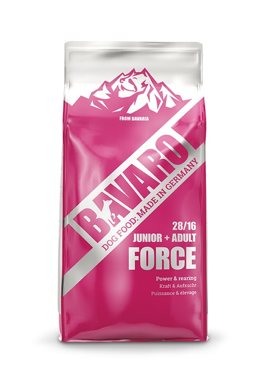 Koeratoit Bavaro Force, 18 kg