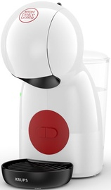 Krups Nescafe Dolce Gusto Piccolo XS KP1A01 White/Red
