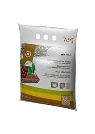 Universāls dārza mēslojums Baltic Agro, 7,5kg