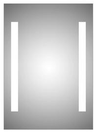 Veidrodis su apšvietimu Masterjero Novito VI-535HYJ-2131H, kabinamas, 80 x 60 cm