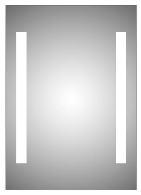 Peegel Masterjero Novito VI-535HYJ-2131H, valgustusega, riputatav, 60x80 cm