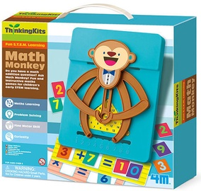 4M Thinking Kits Math Monkey 4674