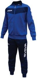 Givova Visa Blue Navy L