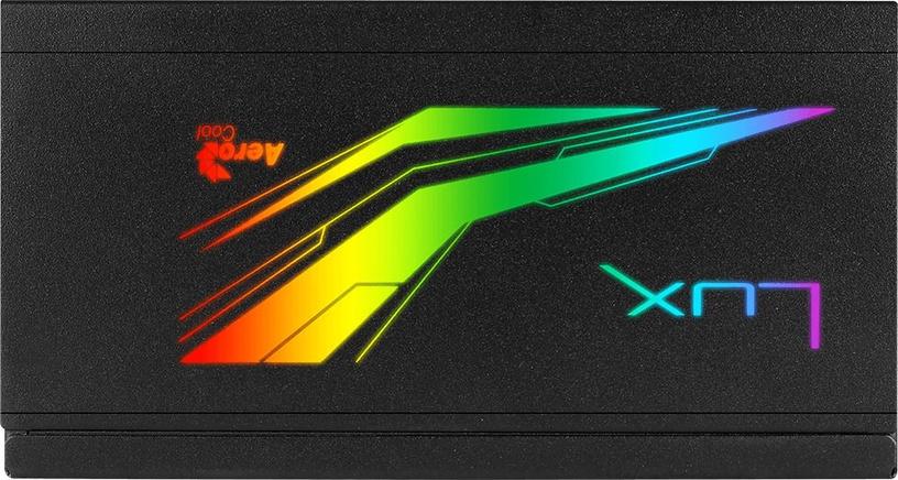 Aerocool LUX RGB PSU 650W
