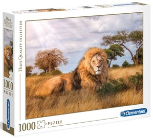 Clementoni Puzzle High Quality Collection The King 1000pcs 39479