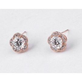 Vincento Earrings With Swarovski Elements CE-1056