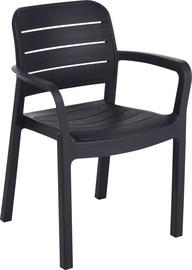 Keter Tisara Garden Chair Graphite