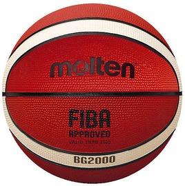 Molten FIBA Basketball B6G2000 Orange Size 6