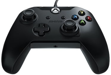 Pdp Wired Controller Raven Black