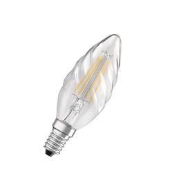 SPULDZE LED RETROFIT BW 4W/827 E14 CL (OSRAM)