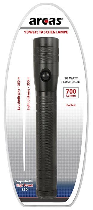 Taskulamp Arcas 10W high power LED 700lm