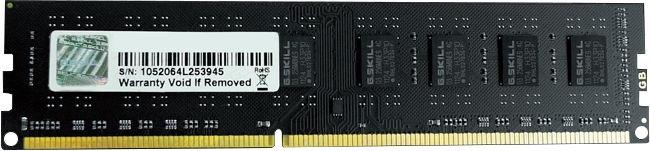 G.SKILL 8GB 1600MHz CL11 DDR3 DIMM F3-1600C11S-8GNT