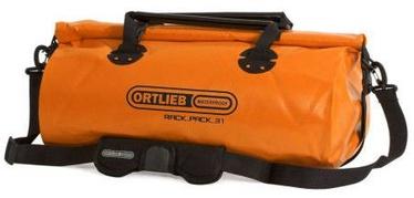 Ortlieb Rack Pack Free M 31L Orange