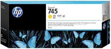 HP Cartridge F9K02A For HP 300ml Yellow
