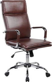 Home4you Work Chair Ultra Brown 27516