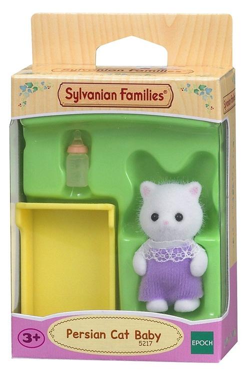 Žaislinė figūrėlė Epoch Sylvanian Families Persian Cat Baby 5217