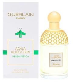 Tualettvesi Guerlain Aqua Allegoria Herba Fresca 75ml EDT Unisex