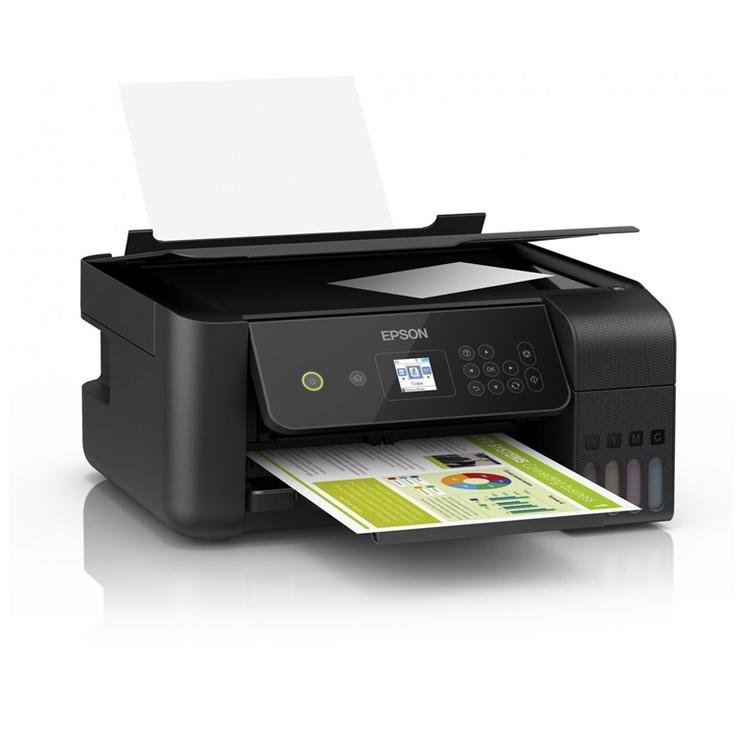 Многофункциональный принтер Epson Ecotank L3160, струйный, цветной