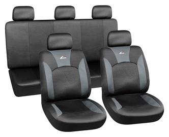 Automašīnas sēdekļu pārvalku komplekts Autoserio AG-28682/4, 8 gab.