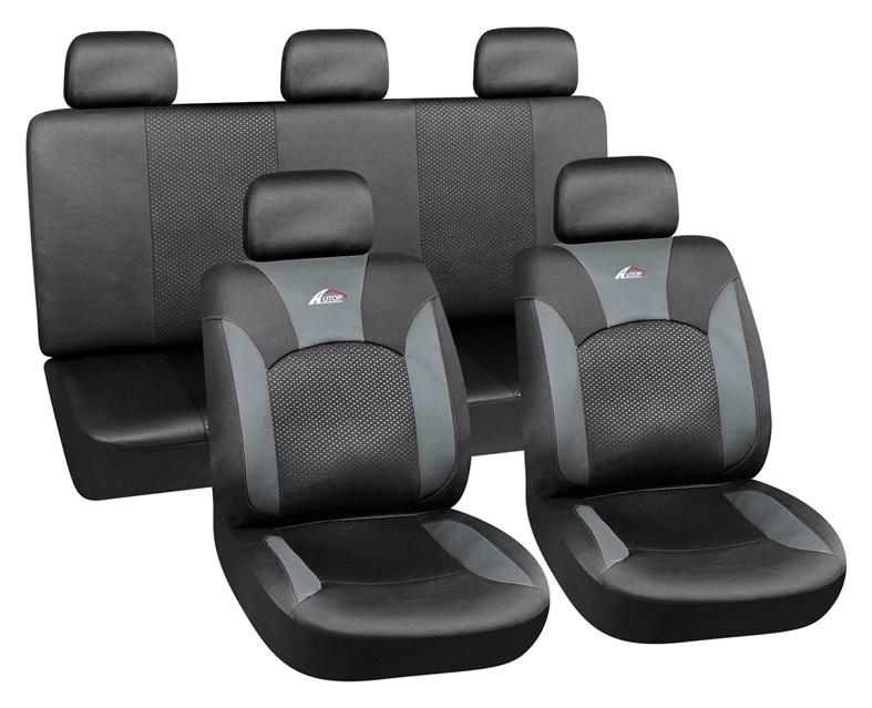 Automobilio sėdynių užvalkalai Autoserio AG-28682/4, 8 dalys