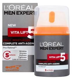 Näokreem L´Oreal Paris Men Expert Vita Lift 5 Daily Moisturiser, 50 ml