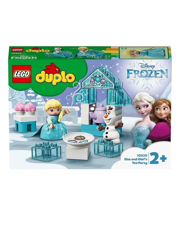 Конструктор LEGO® Princess TM 10920 Чаепитие у Эльзы и Олафа