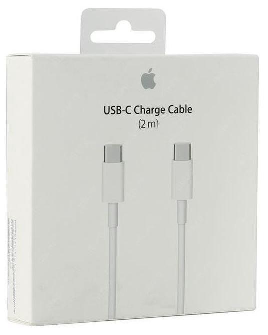 Apple Cable USB-C / USB-C White 2m