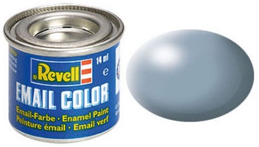 Revell Email Color 14ml Silk RAL 7001 Grey 32374