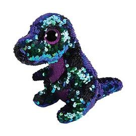 Pliušinis dinozauras TY Beanie Boos 36260, 15 cm, nuo 3 m.