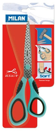 Milan Scissors Dots & Buttons
