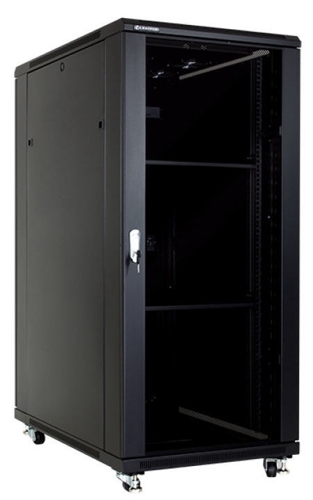 "LinkBasic Floor-Standing Cabinet 19"" 27U NCB27-610-BAA-C-STD"