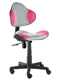 Signal Meble Q-G2 Office Chair Pink/Gray