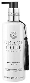 Grace Cole Softening Hand Lotion 300ml White Nectarine & Pear