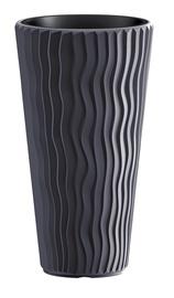 Prosperplast Indoor Plant Pot 29.7x53.1cm Brown Grey
