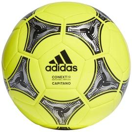 Adidas Conext 19 Capitano Yellow/Silver Size 4