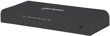 Manhattan HDMI Splitter 3D 4K AC power