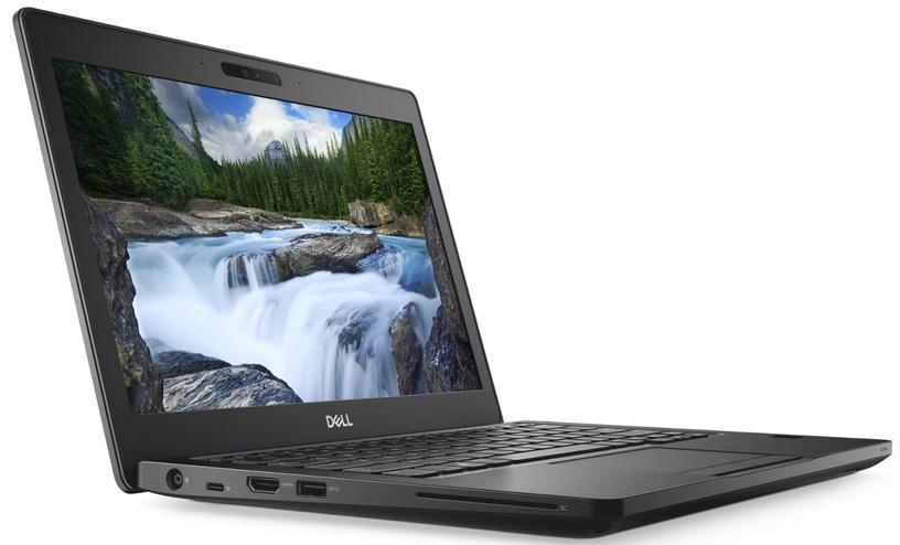 Nešiojamas kompiuteris DELL Latitude 5290 256GB SSD Win10P
