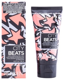 Redken City Beats Acidic Conditioning Color Cream 85ml Chelsea Coral