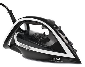 Tefal Turbo Pro FV5645E0 Steam Iron Black