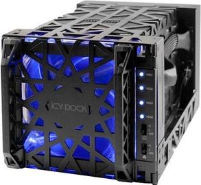 "Icy Dock Black Vortex MB174U3S-4SB 4x3.5"" USB 3.0 eSATA"