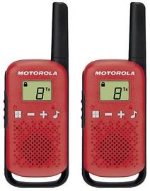 Radijo stotelė Motorola T42 Red