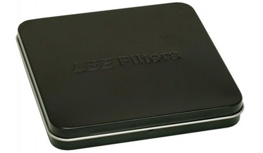 Lee Filters Big Stopper 100mm Filter Case Black