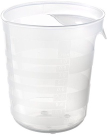 Curver Measuring Cup 1L Kitchen Essentials Transparent