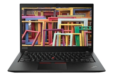 Lenovo ThinkPad T490s Black 20NX001MMX