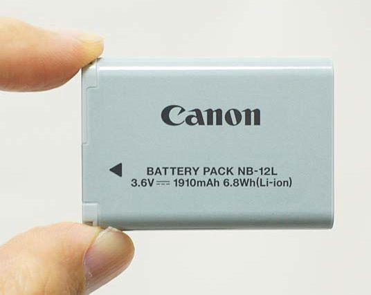 Canon Battery NB-12L 1910 mAh