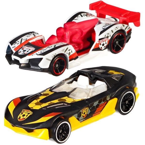 Mattel Hot Wheels Themed Car UEFA Euro Cup DJL38