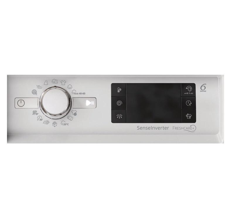 Iebūvējama veļas mašīna Whirlpool BI WMWG 71483E EU N White