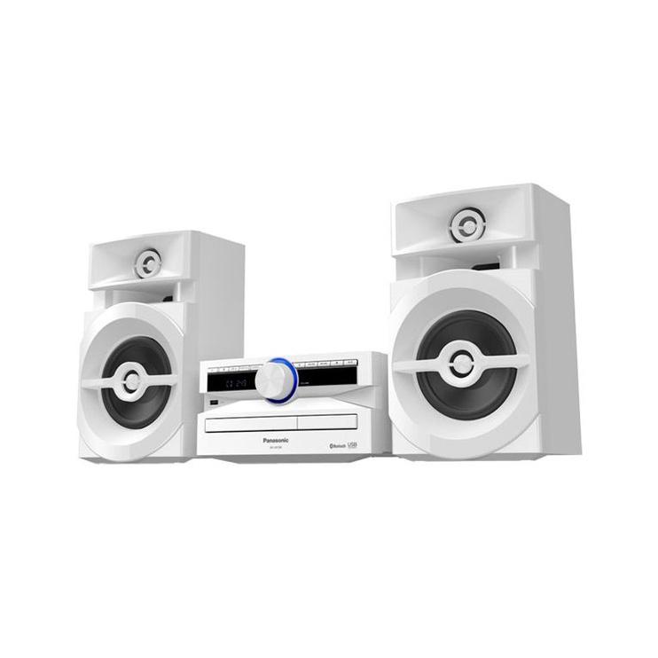 Музыкальный центр Panasonic SC-UX100E Music System White